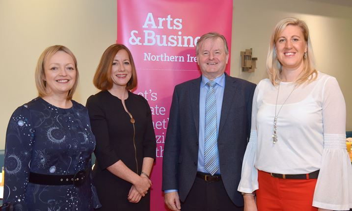 Arts & Community Business Breakfast