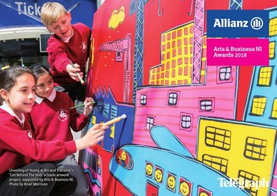 Allianz Arts & Business NI Awards 2018 Supplement