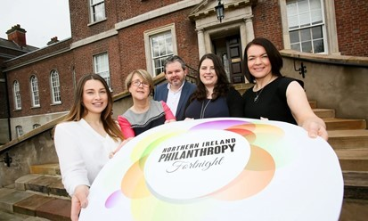 Northern Ireland Philanthropy Fortnight Explores the Process of Giving