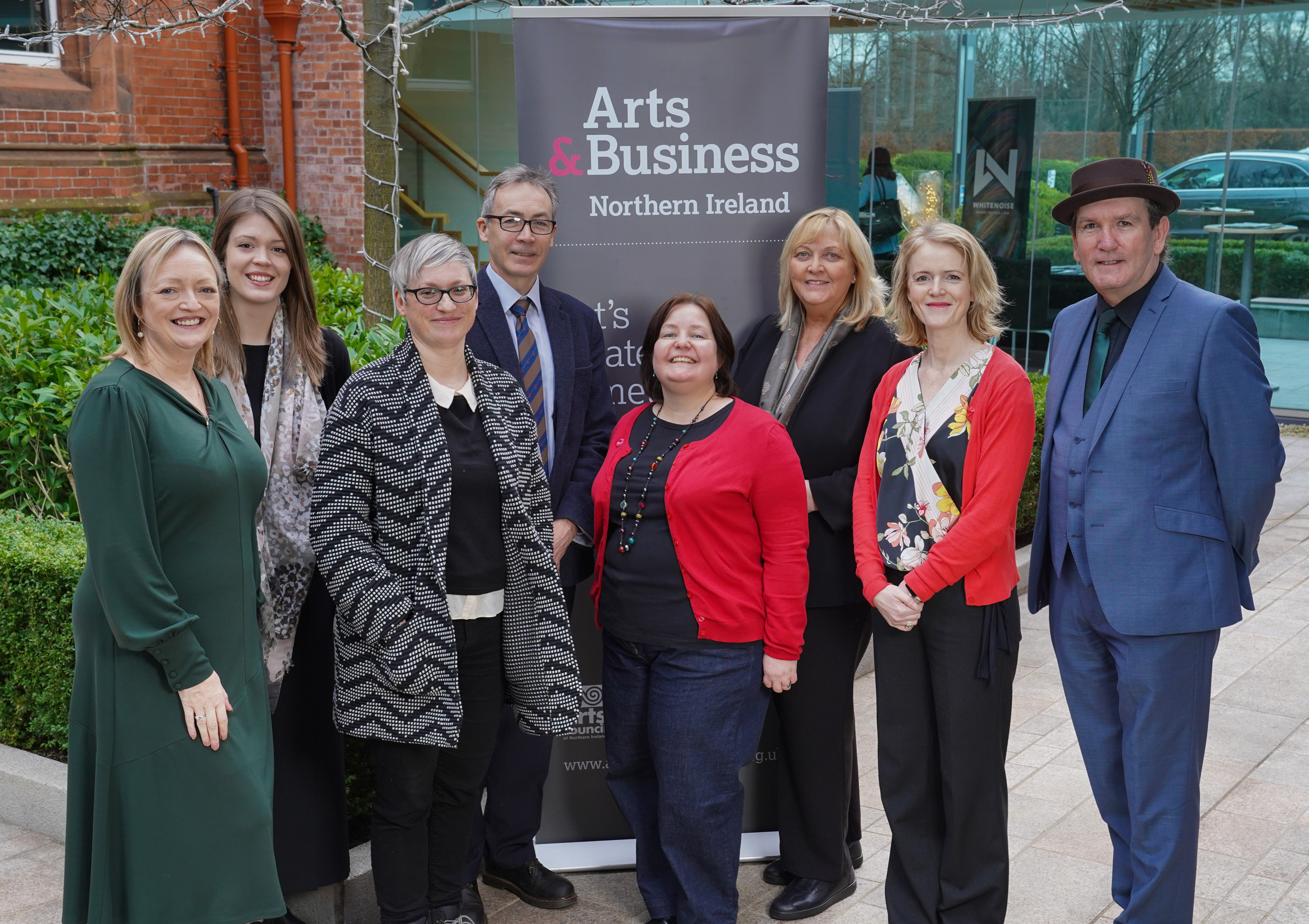 Business Events | Arts & Business NI