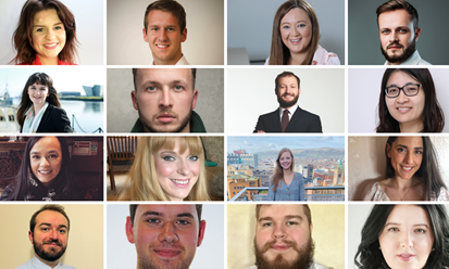 Introducing the Young Professionals Class of 2020!